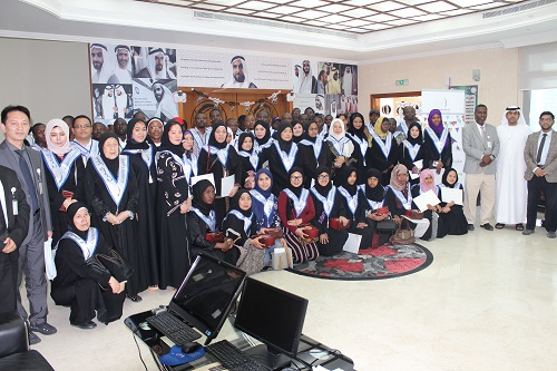 ZHIC Students Third Annual Ceremony in Abu Dhabi