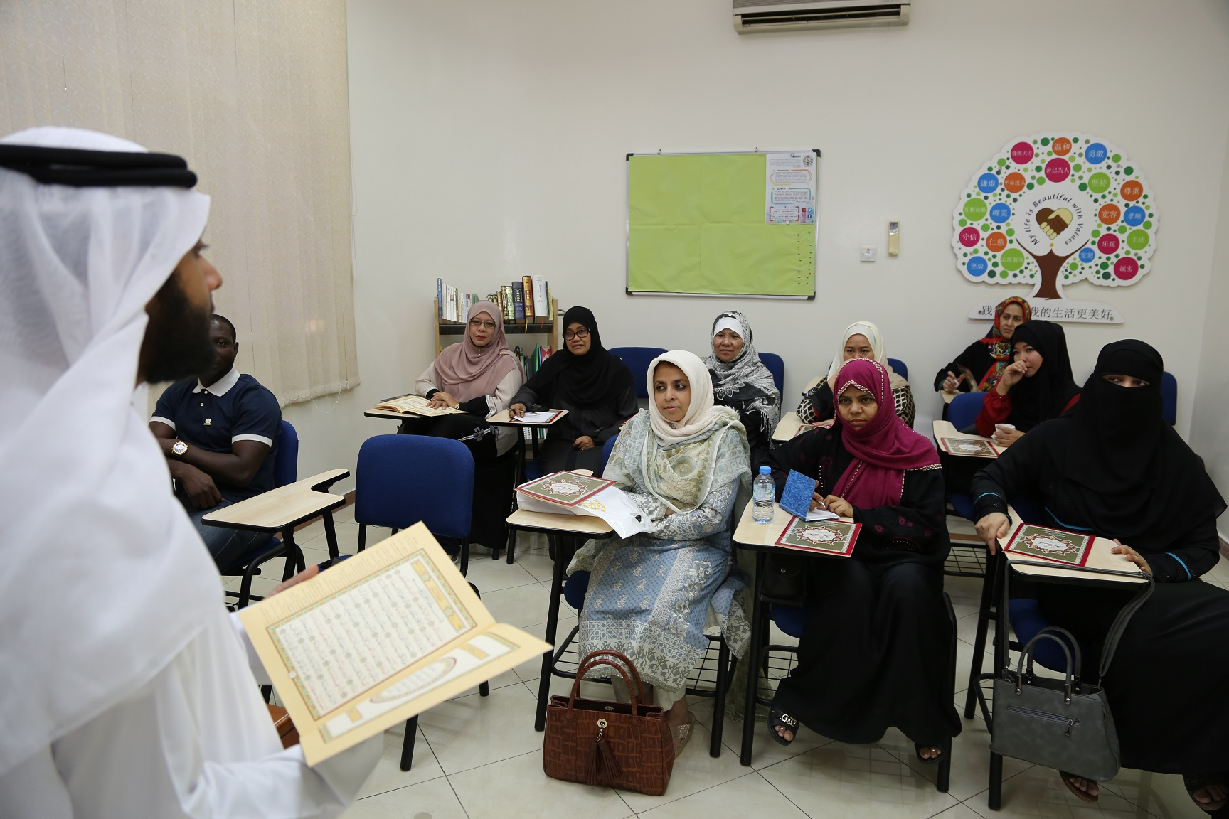 1724 Learners Benefited from ZHIC IslamicCulture Program