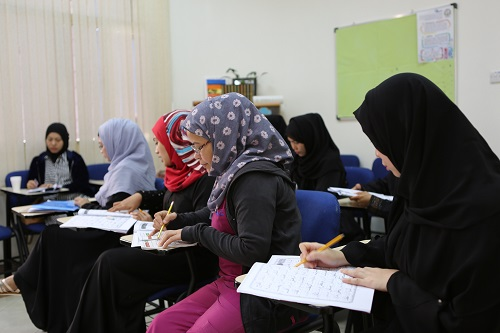 ZHIC conducted 176 Arabic language courses for non Arabs. The program attracts 1279 students