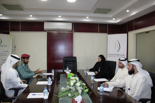 ZHIC Receives A Delegation from Penal and Correctional Institution
