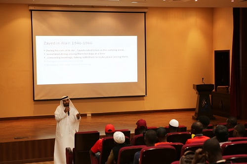 17 Lectures delivered to New Reverts and Persons Interested in Islamic Culture  As Part of ZHIC 'Ramadan Tent'