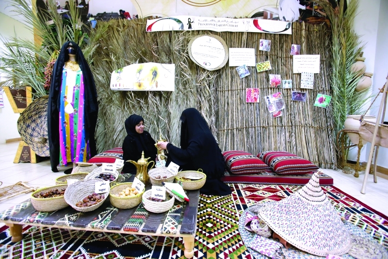 Emirati Culture' A project launched by ZHIC to introduce new reverts to Emirati identity