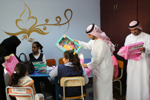 Zayed House for Islamic Culture organizes a visit to Al Ain Care and Rehabilitation Center