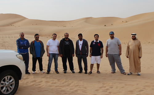 ZHIC ORGANIZES A RECREATIONAL TRIP FOR ITS STAFF